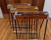 Sierra Steel Guitars Pedal Steel 2