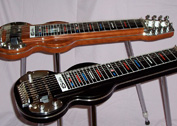 Sierra Lap Steel Guitars