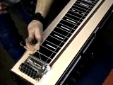 How to change a steel guitar string